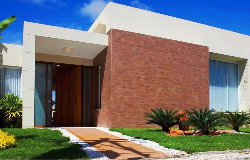 Casa revestimentos comp em ambientes e arrematam - Azulejos para fachadas ...